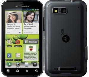 Новия смартфон Motorola Defy +