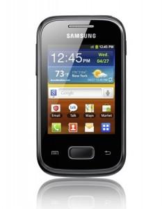 Новият смартфон Samsung Galaxy Pocket